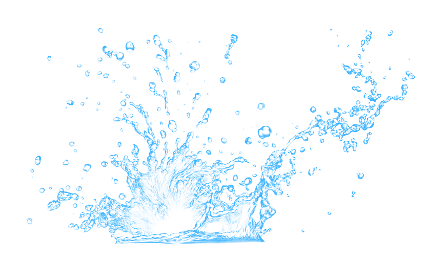 Water spray png. Aerosol the effect of