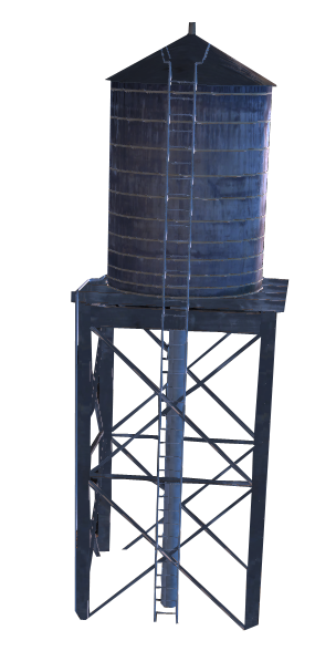 water tower png