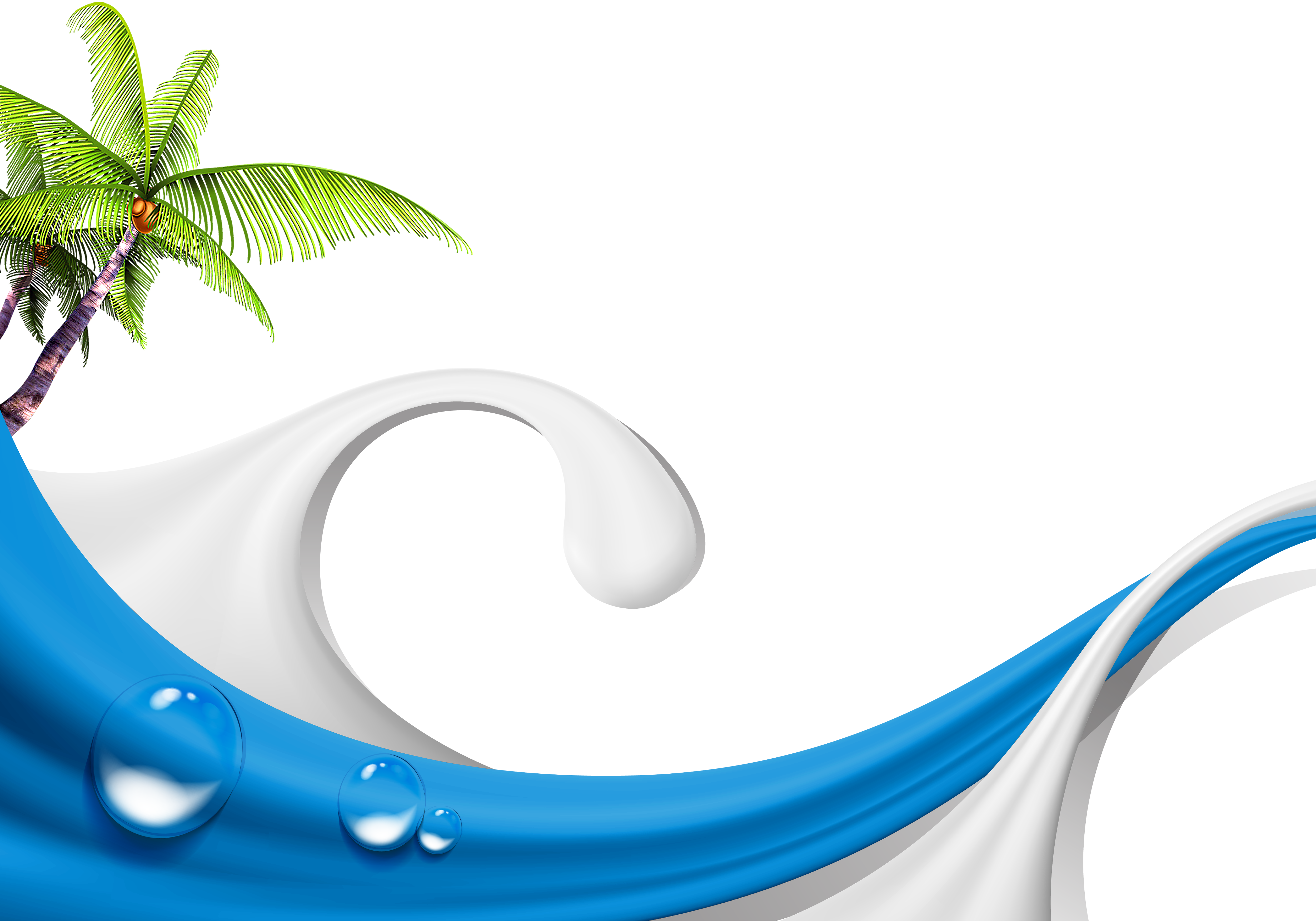 Water waves png. Graphic design transprent free