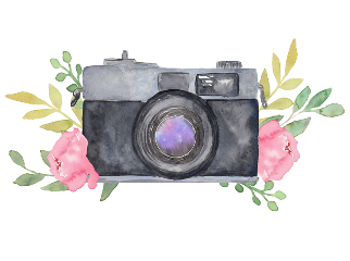 Watercolor camera png. The newest pothography stickers