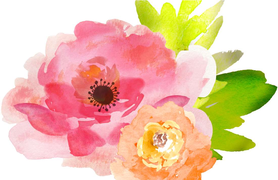 Watercolor clipart png. Download hd flowers in