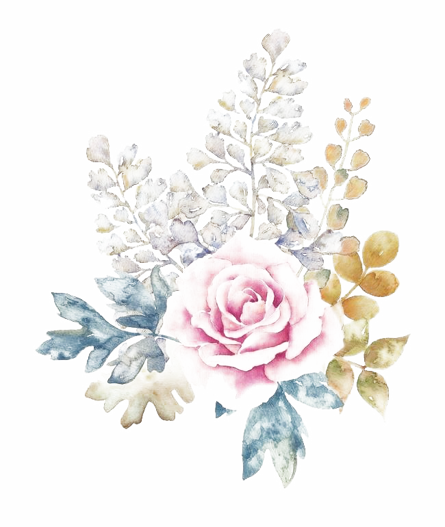 Watercolor flowers png. Download image mart