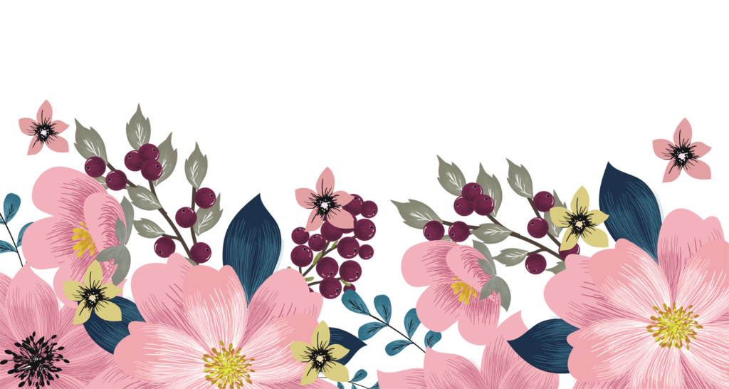 Watercolor plants and peoplepng. Flowers png transparent background picture royalty free stock