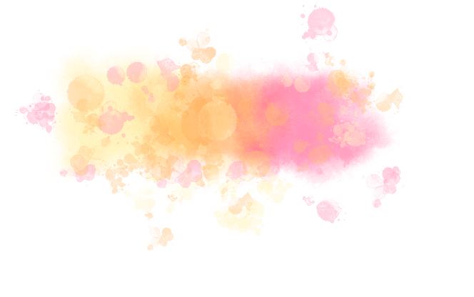 pink watercolor splash png