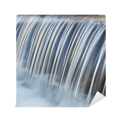 Waterfall texture png. Wall mural pixers we