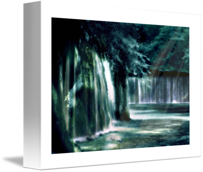 Waterfalls drawing pencil. Angel falls by yukiko