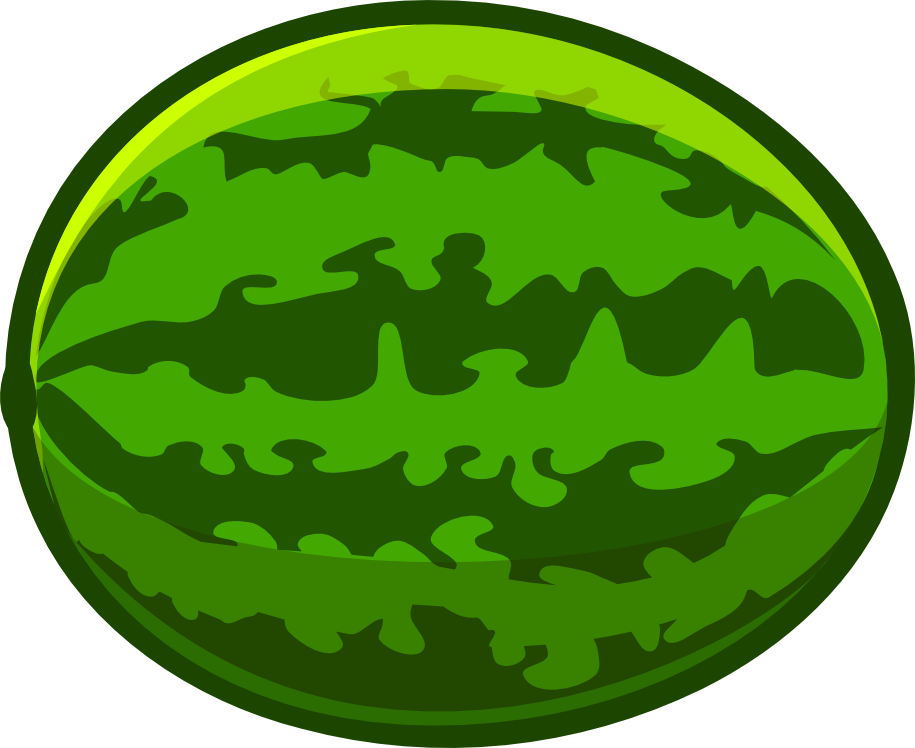 watermelon cartoon png