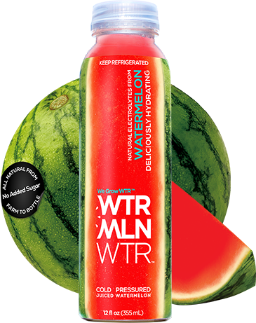 Watermelon drink png. Wtrmln wtr cold pressed