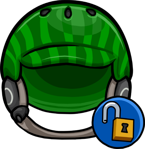 Watermelon helmet png. Image clothing icon id