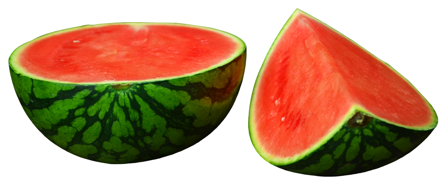 Watermelon slice png. Summer fruit images pngpix