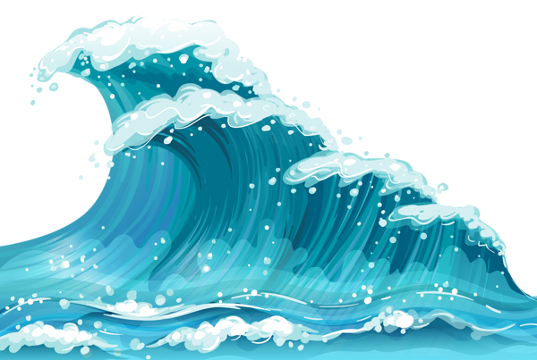 Pool waves cartoon png. Gallery grass grounds coverings