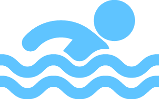 Pool clip wave. Clipart public for free