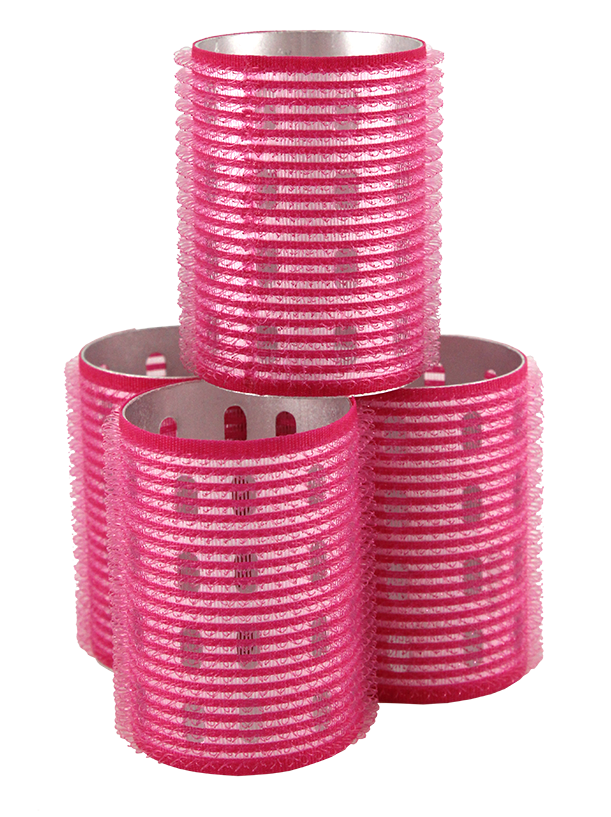 Wave clip roller set. Roll with it focus