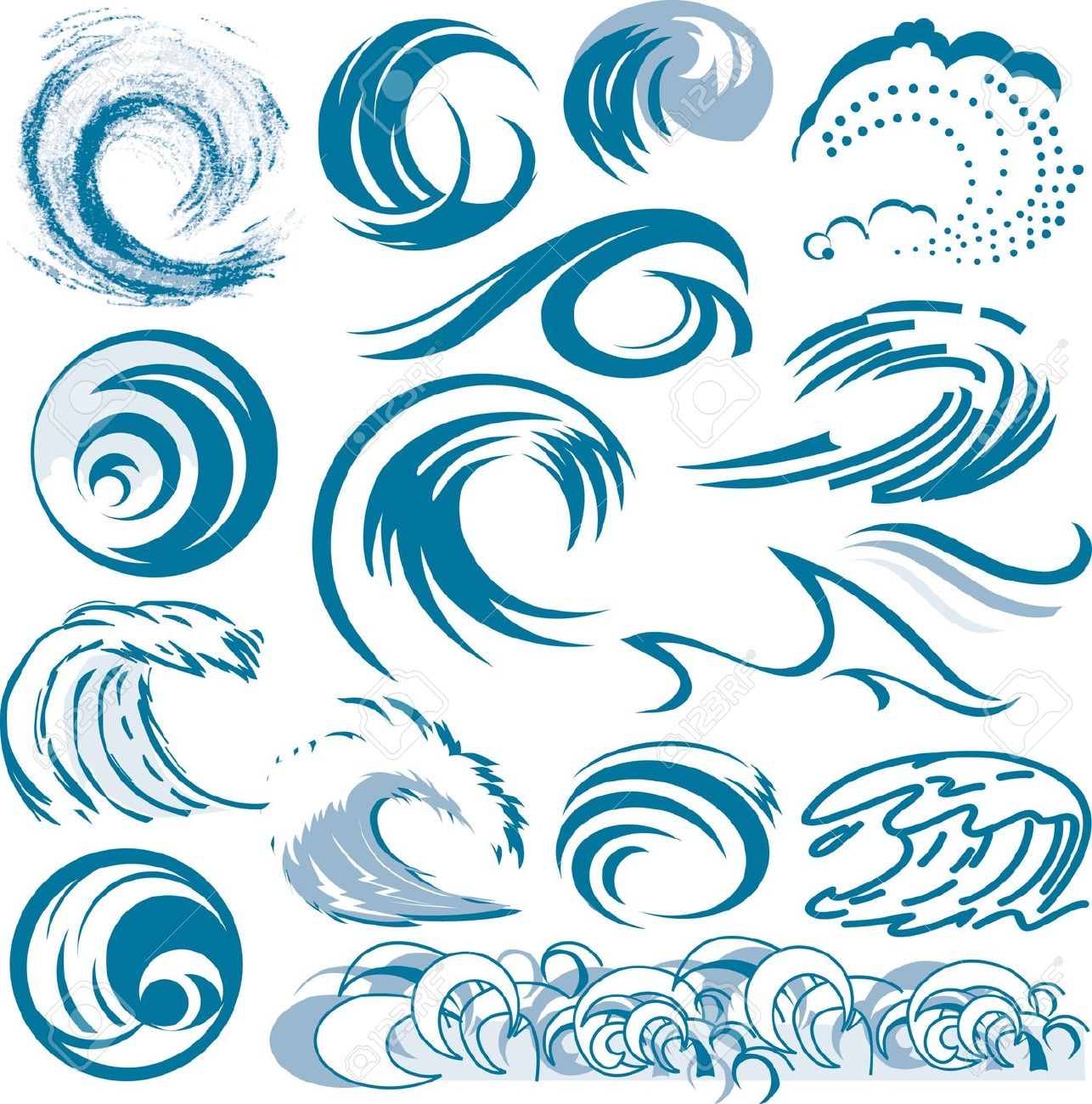 Wave clipart tide. Collection panda free images