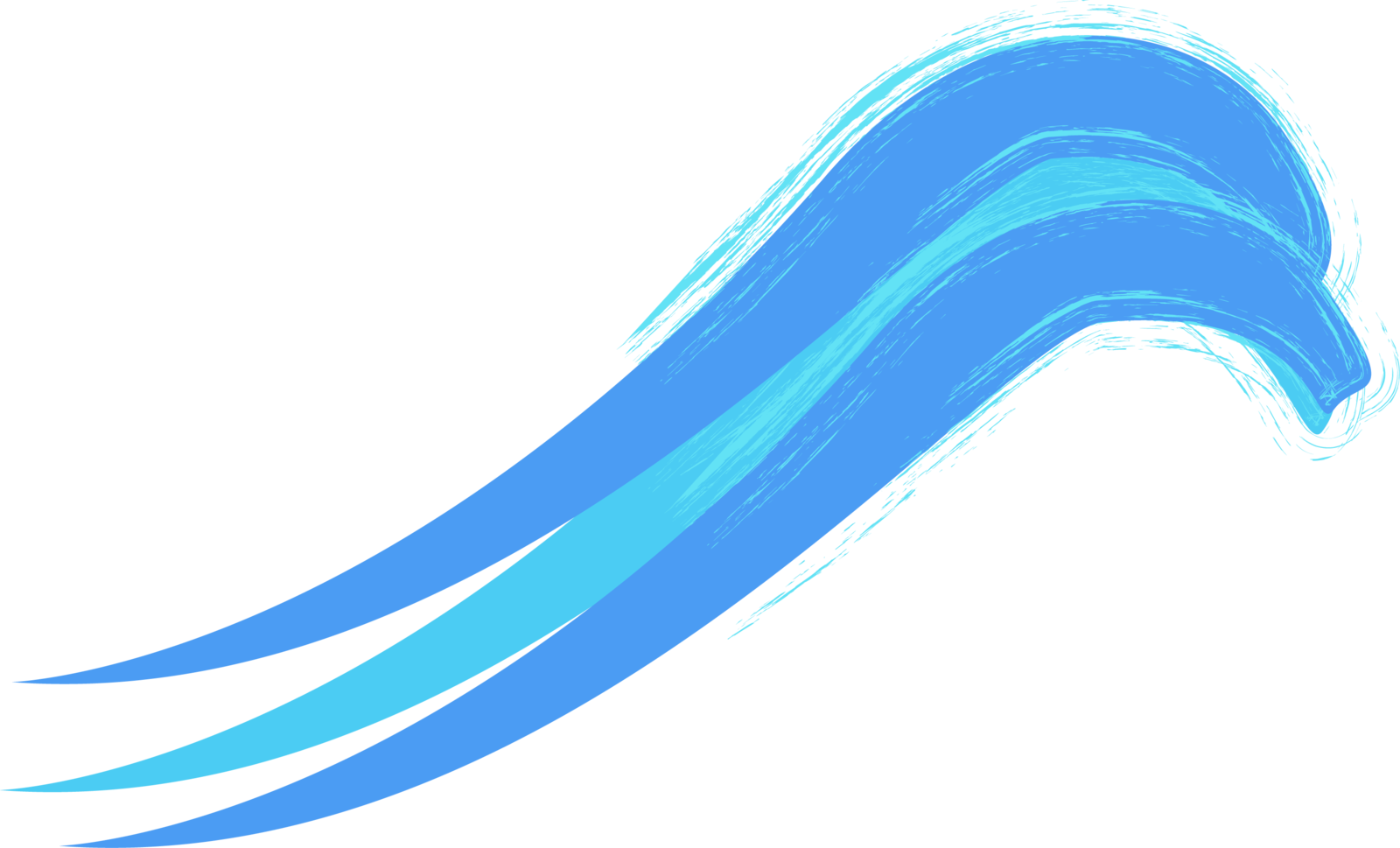 collection of wave. Vector wind clipart transparent background vector library download