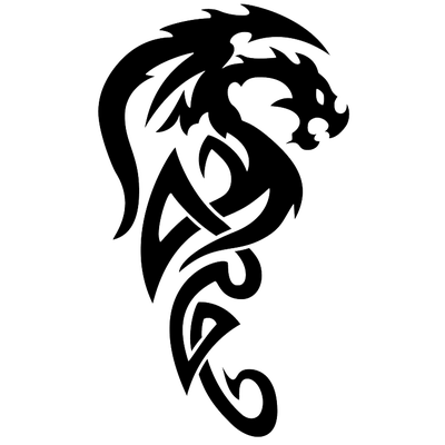 Tribal tiger inspiration transparent. Wave tattoo png png royalty free