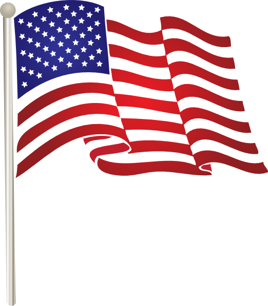 United Drawing States Flag Transparent Png Clipart Free Download
