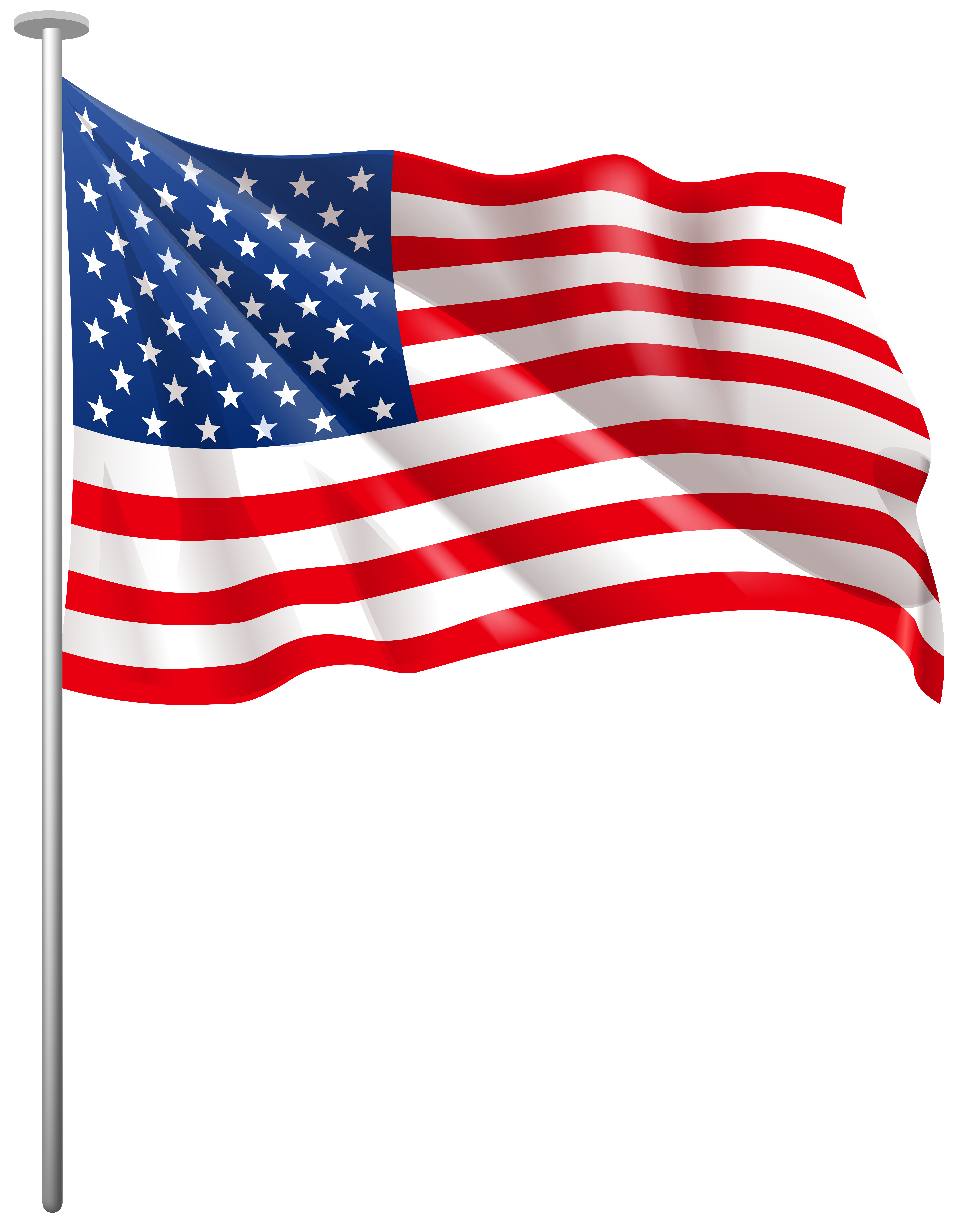 Flag png. Usa waving clip art picture