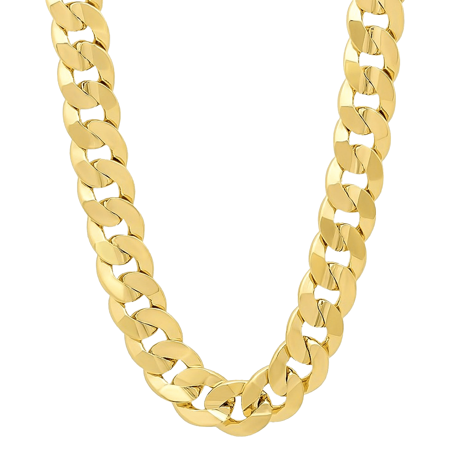 thug transparent gold