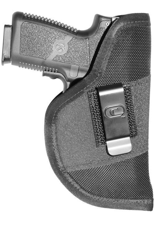 Weapon clip concealed carry. Grip laser conceal holster