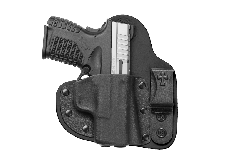 Weapon clip concealed carry. Crossbreed holsters appendix iwb