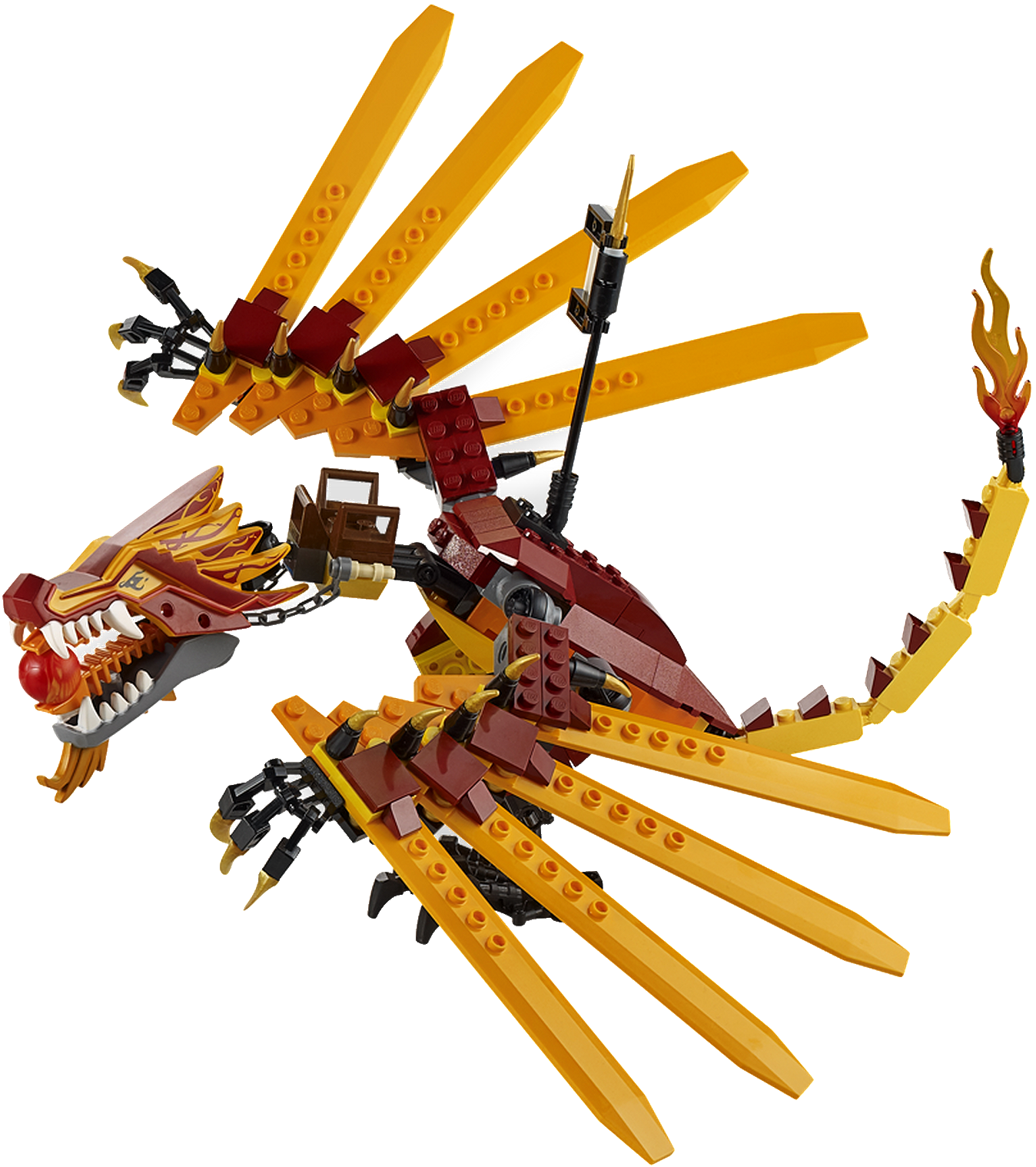 Weapon clip dragon. Free pictures of fire