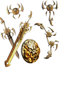 Weapon clip dragon. Fallen weapons official neverwinter
