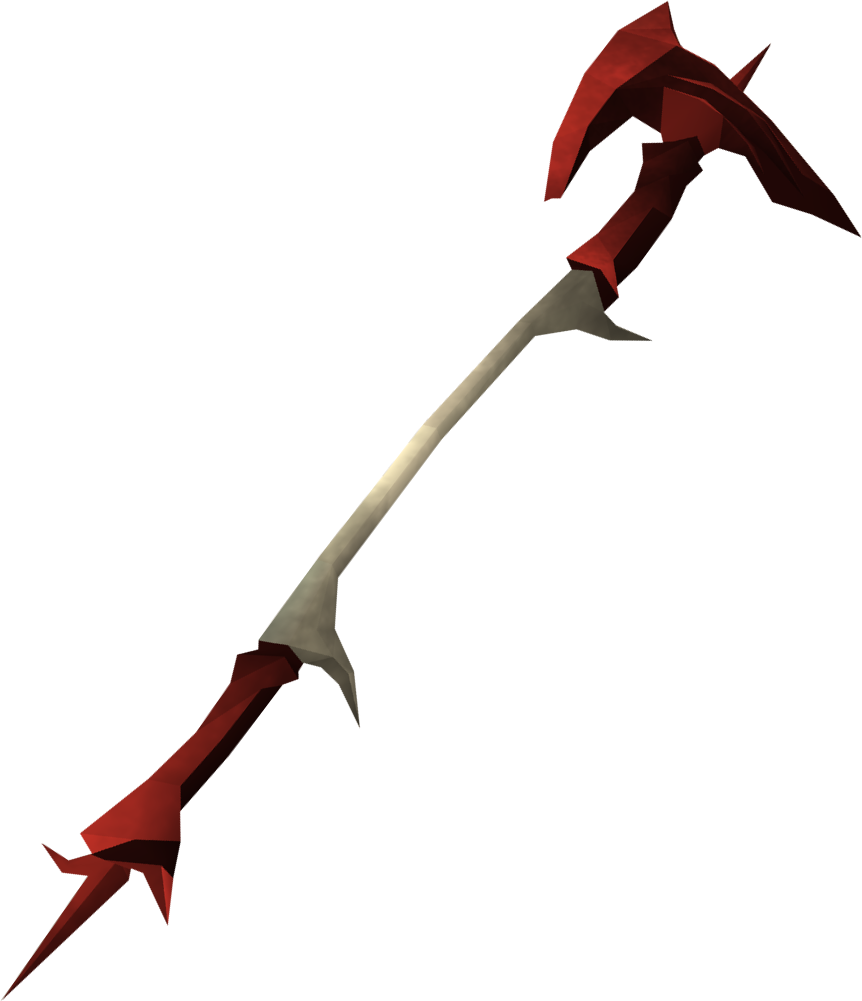 Weapon clip dragon. Halberd in fiction weapons