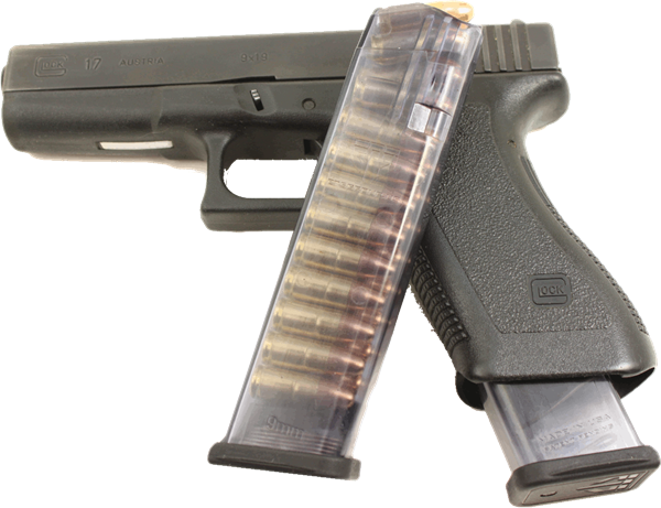 Weapon clip glock 17. Elite tactical systems group