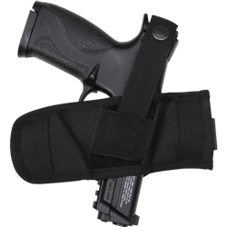 Weapon clip pistol holster. Tactical holsters and modular