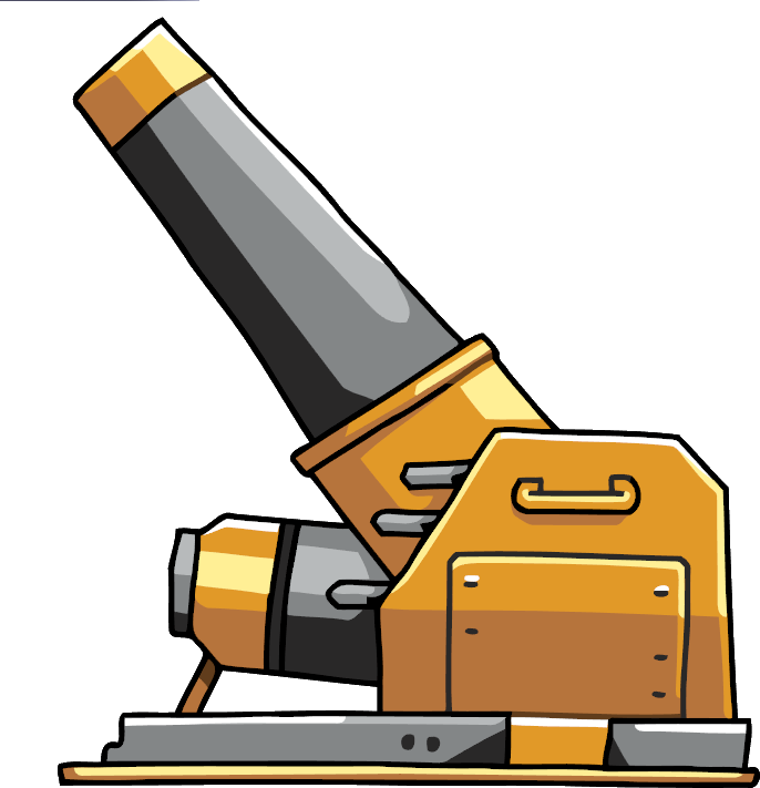 Weapon clip rubber band. Category ranged weapons scribblenauts