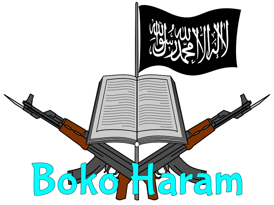 Weapon clip scale. Boko haram by gentry