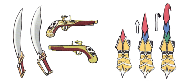 Weapon clip scale. Image blackbeard png type