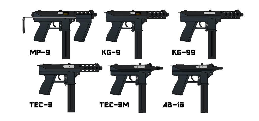 50 clip tec 9. Intratec interdynamic kg mp