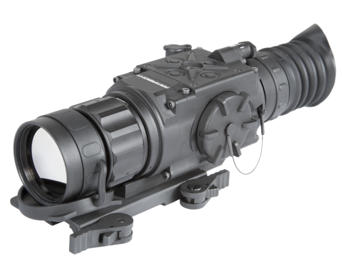 Weapon clip thermal rifle scope. Armasight zeus night vision