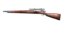 Weapon clip ww2. Springfield call of duty