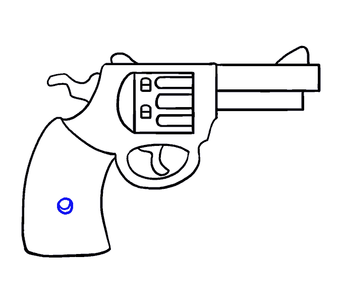 How to draw a. Shooting drawing gun clip art transparent