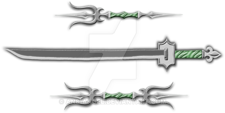 Weapon drawing. Download hd bleach oc