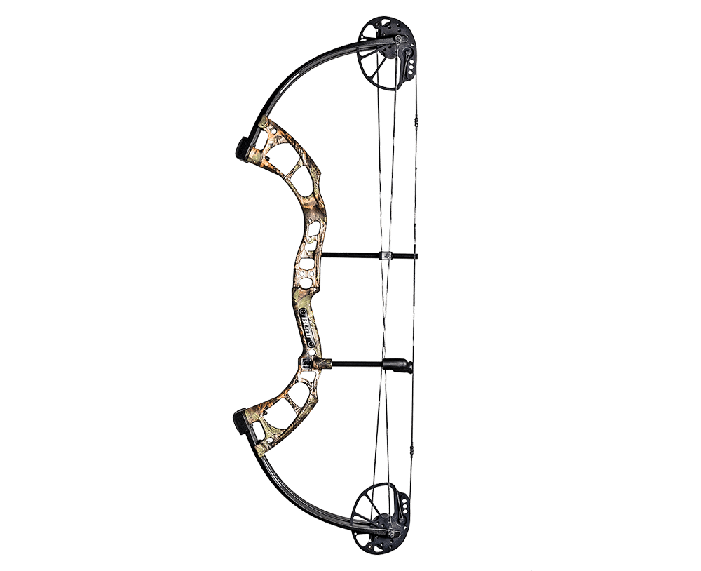 Weapon drawing bow. Youth test best hunting