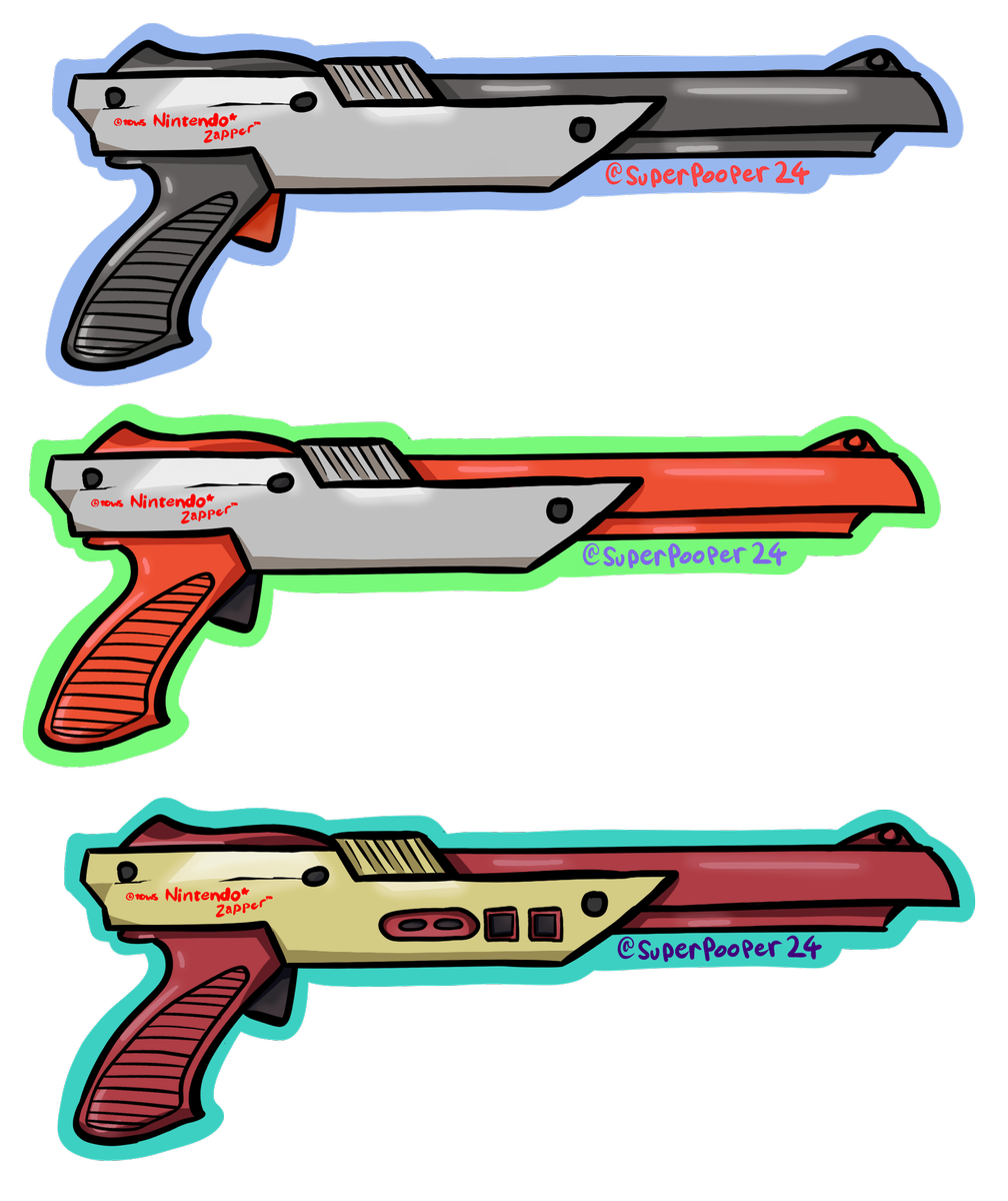 Weapon drawing bunch. Josh on twitter ive