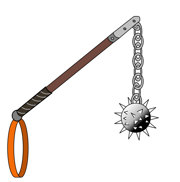 Weapon drawing flail. Random images page bulbagarden