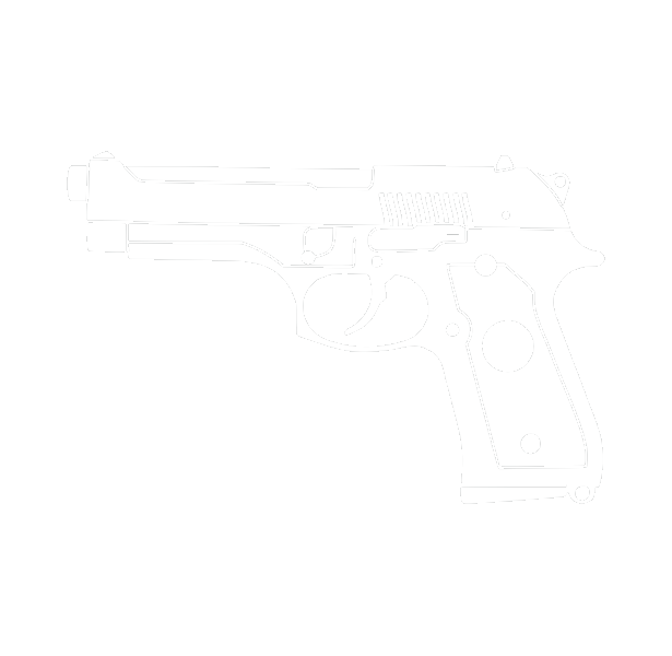 Weapon drawing gun. Weapons official survive the