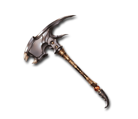 Weapon drawing hammer. Great granblue fantasy wiki