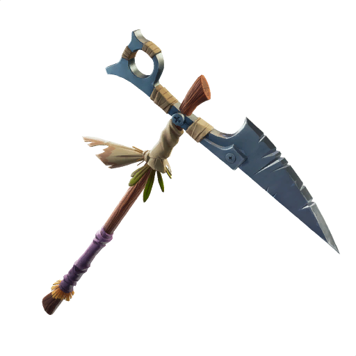 Weapon drawing pickaxe. Rare harvester fortnite cosmetic