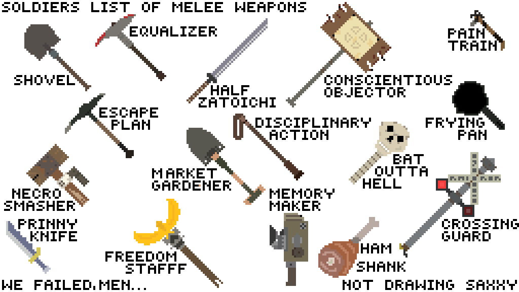 Weapon drawing weaponry. Pixilart soldier s list