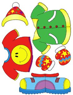 Weather clipart pdf. Bear or dress up