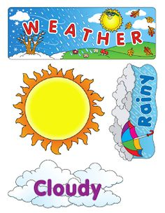 Weather clipart pdf. Bear printables pinterest and