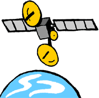A perfect world science. Clip technology clip art