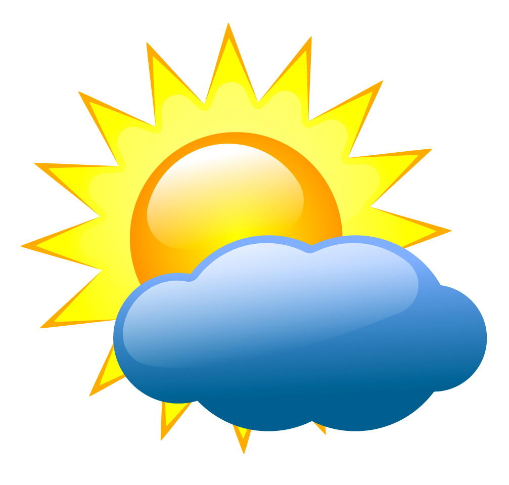 Weather clipart weather condition. Current forecasts and road