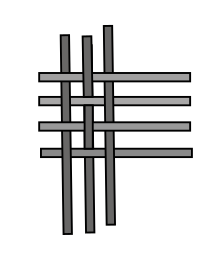 Plain weave wikipedia. Weaving drawing png transparent